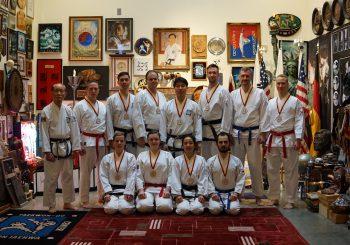 Portland Lehrgangsreise zu Meister Kwon – April 2017