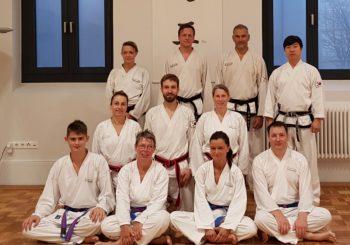Nachlese Besuch der Traditional Taekwondo Academy