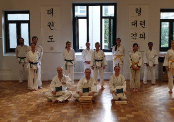 Neuigkeiten im Oktober 2020 | Taekwon-Do im Kang Center | Hamburg . Kiel . Berlin