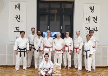 Neuigkeiten im Oktober 2021 | Kang Taekwon-Do Family | Hamburg. Hamburg-Harburg . Kiel . Berlin . Diessen am Ammersee